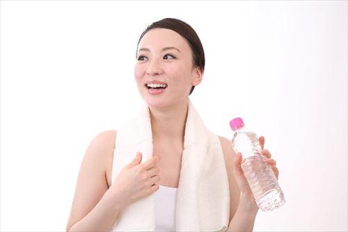 岩盤浴で汗をかいてもワキガ臭はしない?