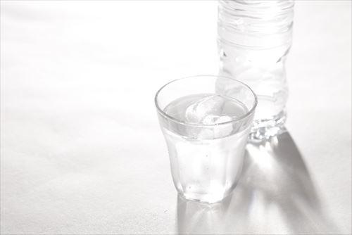 たくさん水分を取る