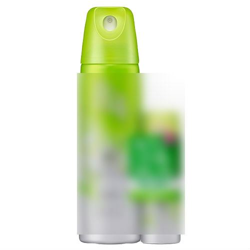 制汗剤スプレーの多用がワキの下を乾燥させる
